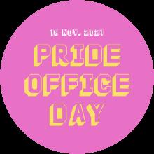 Pride Office Day logo Uhlala Sisi agentur queer lgbt