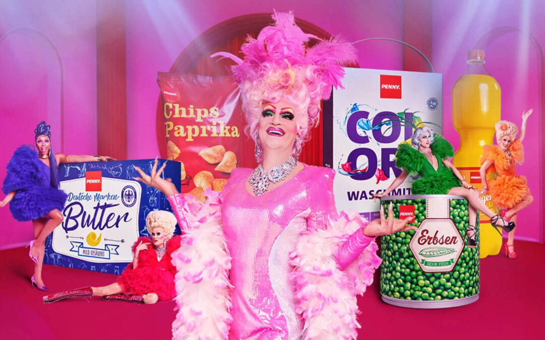 TOP LGBTQ Marketing Kampagnen im Juni | Best-of 2021 | Penny, Levi's, H&M