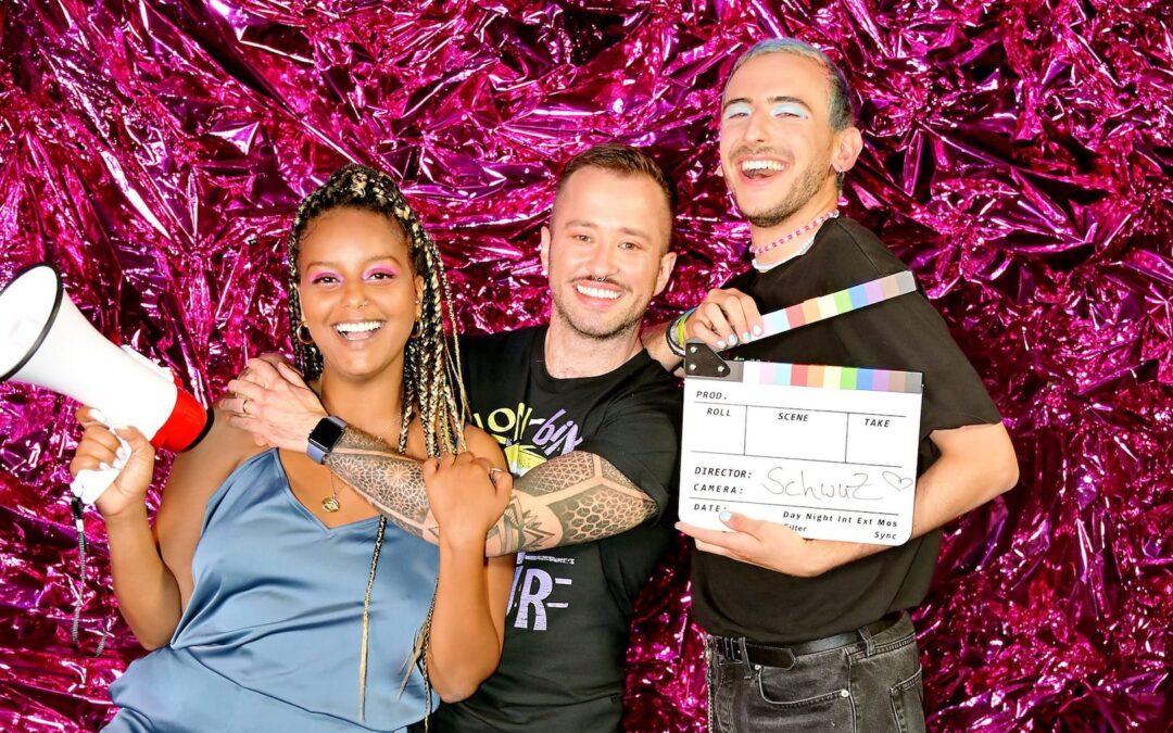 TOP LGBTQ MARKETING-KAMPAGNEN IM JULI | BEST-OF 2021 | TIKTOK, TOMMY HILFIGER, GILLETTE